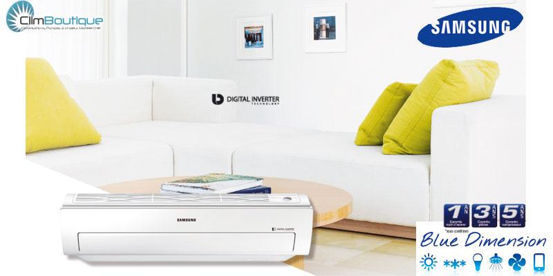 Climatiseurs Samsung modeles 2014
