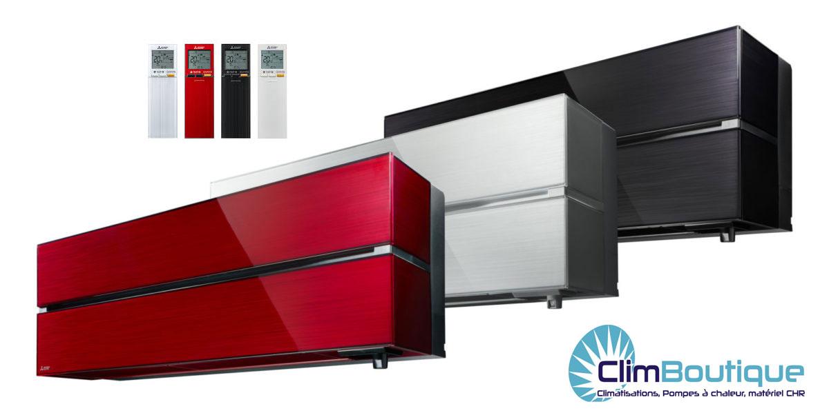 Climatisation mitsubishi electric msz ln35vgb for Climatisation interieur