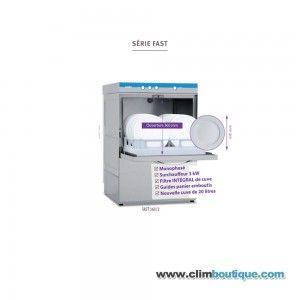 Lave vaisselle Elettrobar Fast 161D/2
