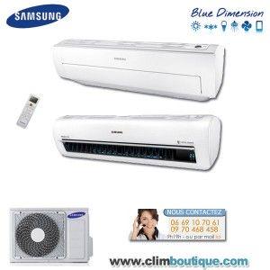 Climatiseur Samsung AR12KSWSBWKNET