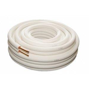 Couronne tuyeau cuivre 1/4-1/2  25 métres