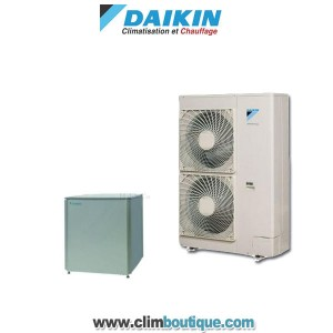 PAC Daikin Hautes température