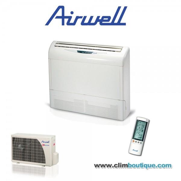 climatiseur plafonnier airwell awsi fbd018n11. Black Bedroom Furniture Sets. Home Design Ideas