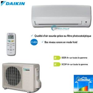 Climatiseur Daikin  FTXB35C