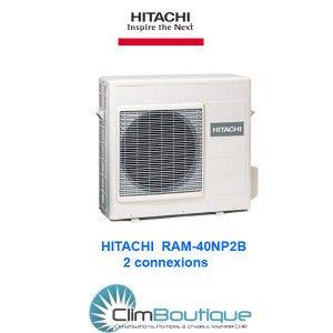 Bisplit Hitachi RAM-40NP2B