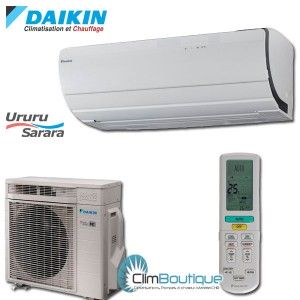 Climatiseur Daikin Ururu Sarara FTXZ25N