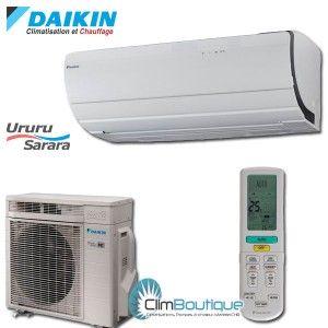Climatiseur Daikin Ururu Sarara FTXZ35N