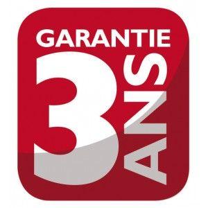 Garantie 3 Ans piéces 3 Ans compresseur