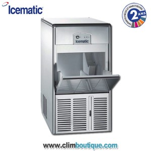 Machine a glacons  Icematic E21IXNANO