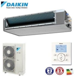 Gainable Daikin  FBQ125D+RZQG125L9V1