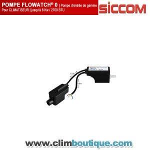Pompe de relevage mini flowatch 0