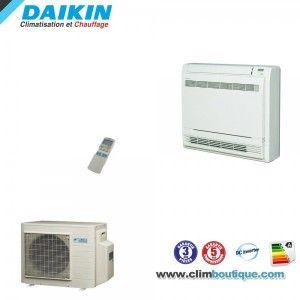 Console Daikin FVXS25F+RXS25L3