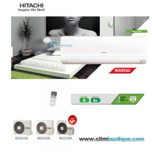 Climatisation  Hitachi  XRAK-18RPB