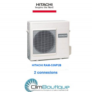 Bisplit Hitachi RAM-53NP2B