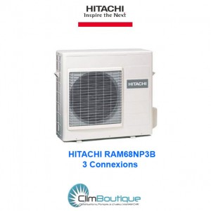 Trisplit Hitachi RAM-68NP3B