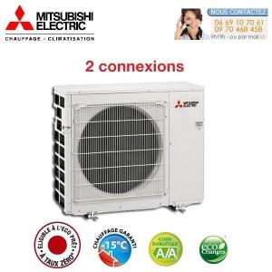 Bisplit Mitsubishi-Electric MXZ-2E53VAHZ