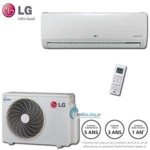 Climatiseur LG Mega inverter