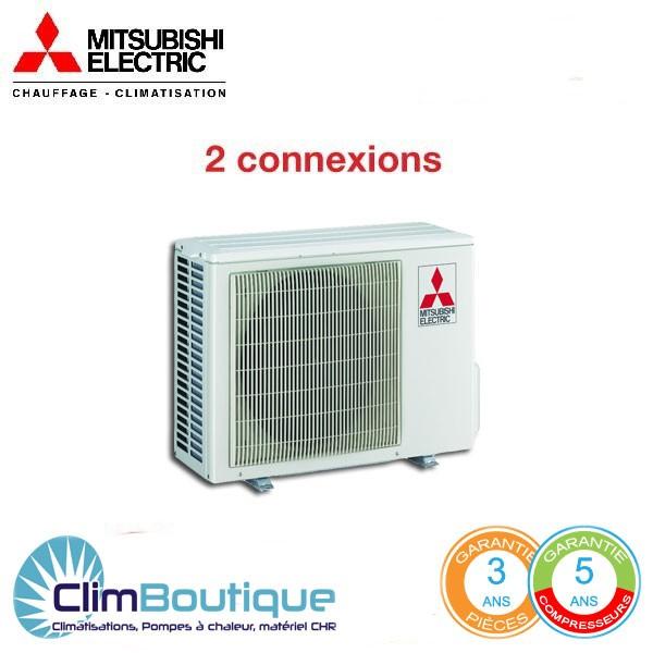 climatisation bisplit mitsubishi electric mxz 2dm40va. Black Bedroom Furniture Sets. Home Design Ideas