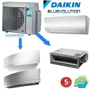 Groupe exterieur Daikin 5MXM90N