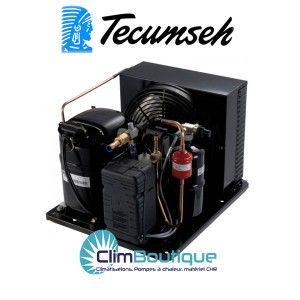 Groupes frigorifique R134A Tecumseh CAJN