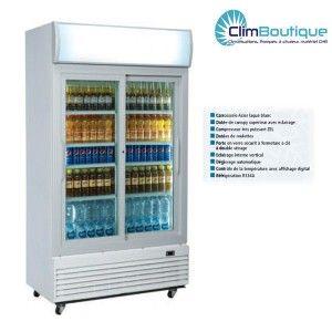 Armoire boissons produits frais