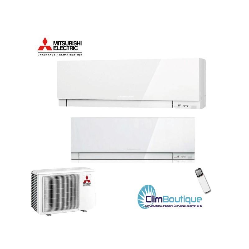 climatiseur mitsubishi electric msz ef42ve3w muz ef42. Black Bedroom Furniture Sets. Home Design Ideas