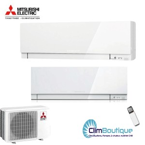 Climatiseur Mitsubishi-Electric  MSZ-EF50VE3W