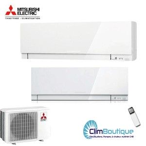 Climatiseur Mitsubishi-Electric  MSZ-EF50VE3W
