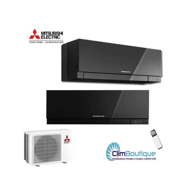 Mitsubishi electric msz mitsubishi electric msz hj35va for Air climatiseur mural