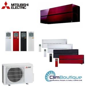 Climatisation Mitsubishi-Electric MSZ-LN25VGR