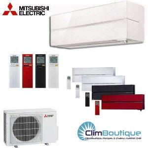 Climatisation Mitsubishi-Electric MSZ-LN35VGW