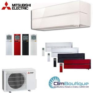 Climatisation Mitsubishi-Electric MSZ-LN50VGW
