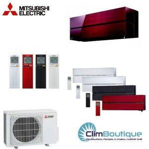 Climatisation Mitsubishi-Electric MSZ-LN35VGR