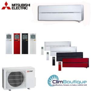 Climatisation Mitsubishi-Electric MSZ-LN35VGV