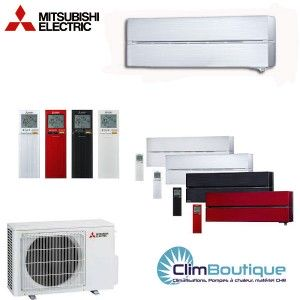 Climatisation Mitsubishi-Electric MSZ-LN35VGV