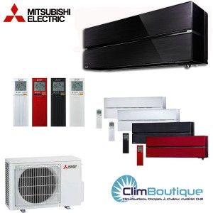 Climatisation Mitsubishi-Electric MSZ-LN25VGB