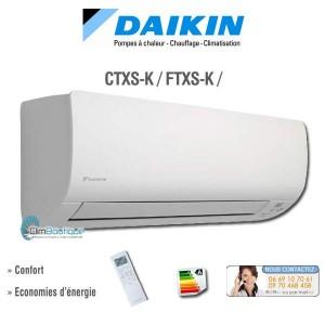 Daikin FTXS50K