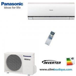 Climatisation Panasonic  CS-E12QKEW