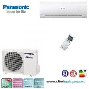 Climatisation panasonic  CS-UE12RKE