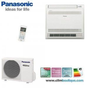 Climatiseur  panasonic  E12-PFE