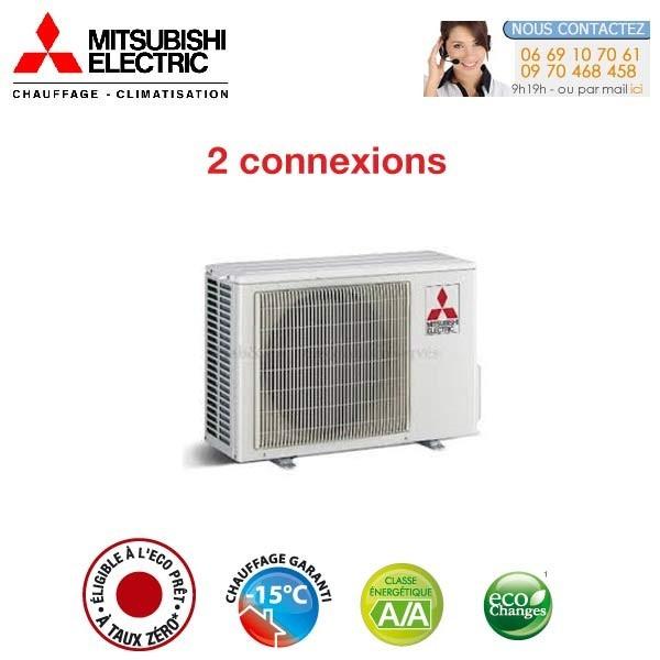 climatisation mitsubishi electric mxz 2d33va bisplit inverter. Black Bedroom Furniture Sets. Home Design Ideas