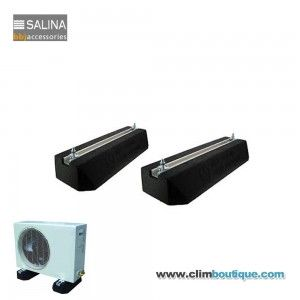 Supports sol  rubber foot