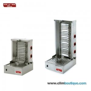 Machine a kebab grill electrique