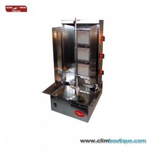 Machine a kebab  grill Gaz