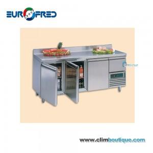 Desserte refrigeree négative Eurofred