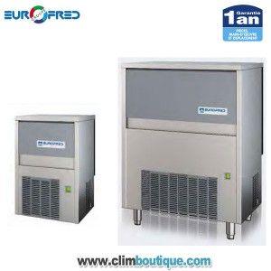 Machine a glacons pleins Eurofred CP