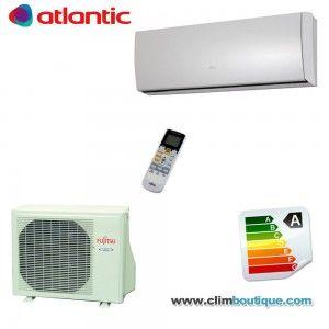 Climatiseur Fujitsu-Atlantic ASYG9LT