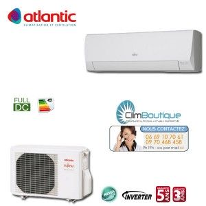 Climatiseur Fujitsu-Atlantic ASYG12LLCC