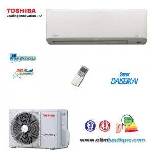 Climatisation Toshiba  RAS-10G2KVP-E
