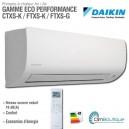 Climatiseur Daikin FTXSK